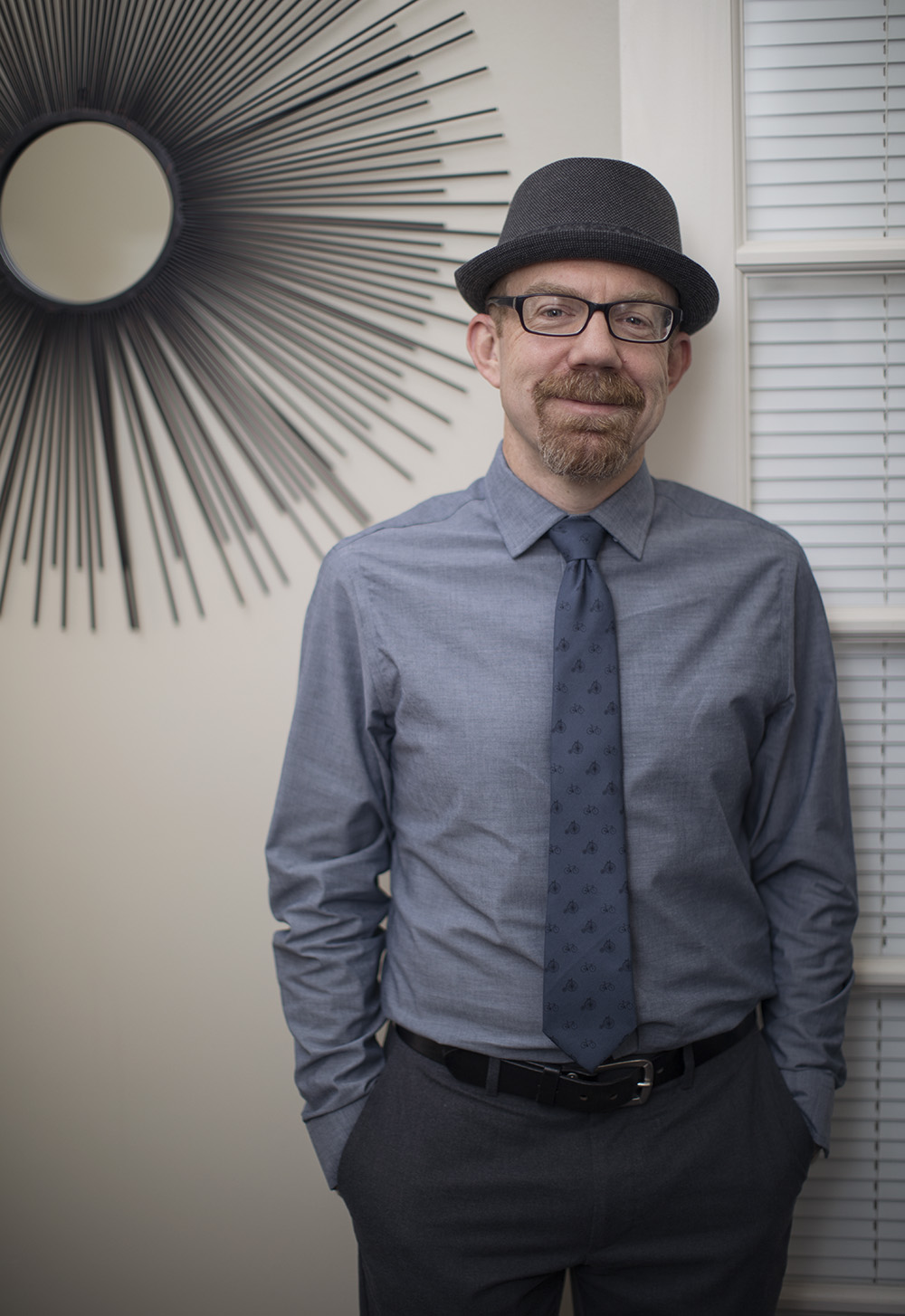 Mike Boren, Business Manager